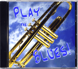 play the blues cd cover