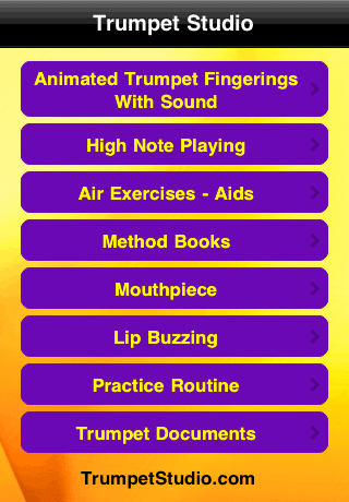 daily warm ups for trumpet with fingering chart english edition